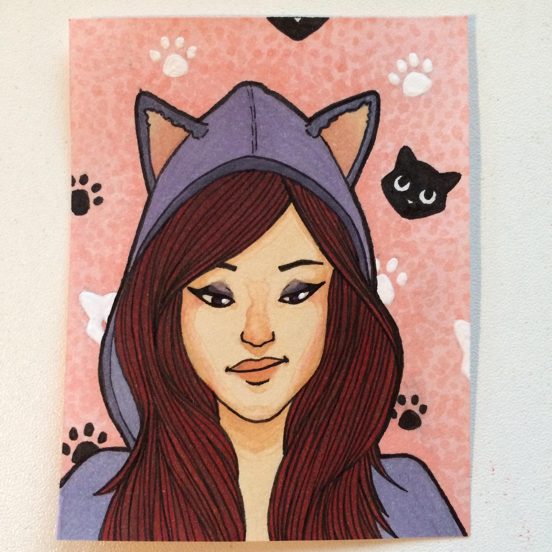 Kitty Cat Girl