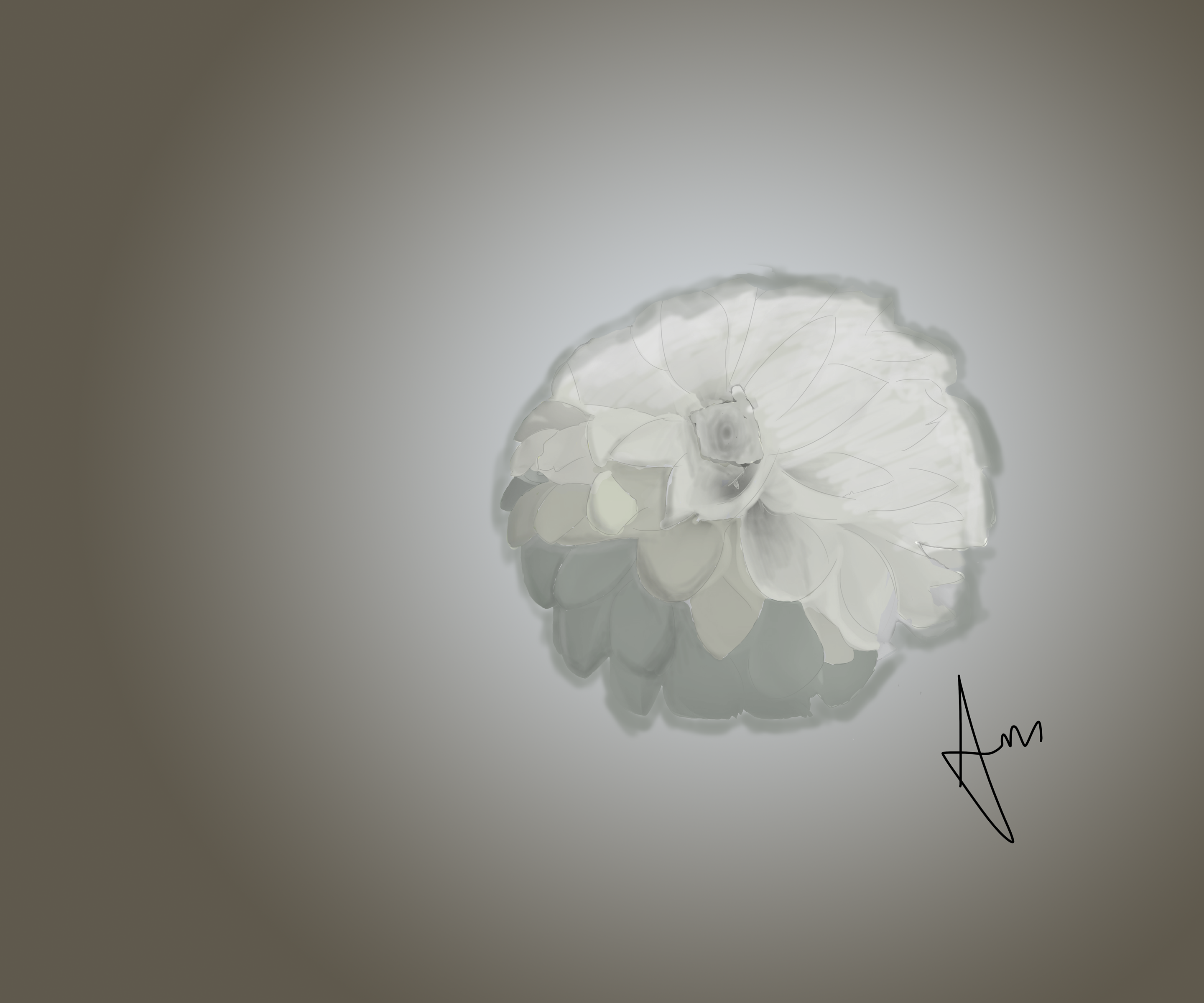 Flower - Painting