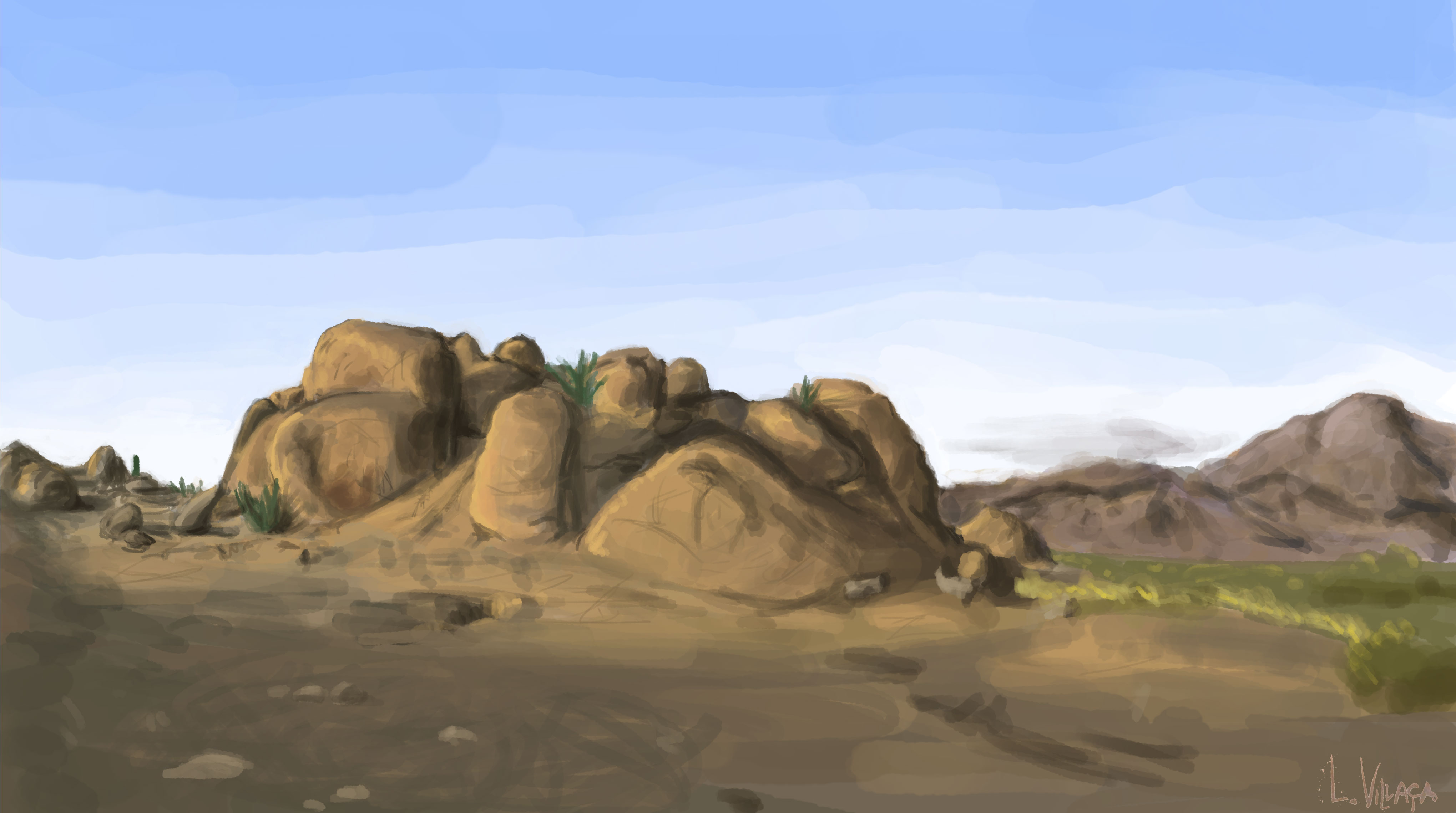 Parool rocks
