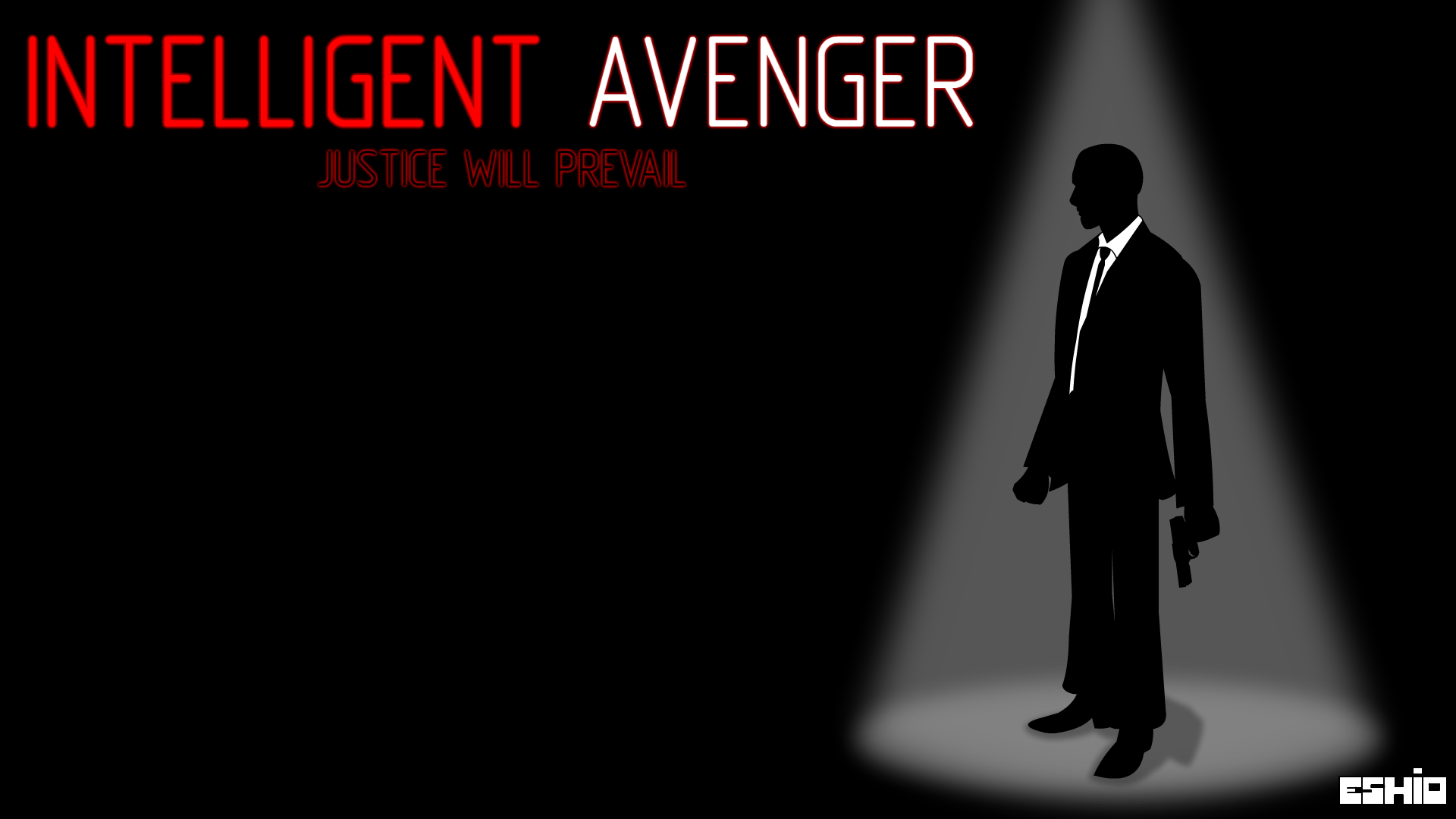 Intelligent Avenger Poster1