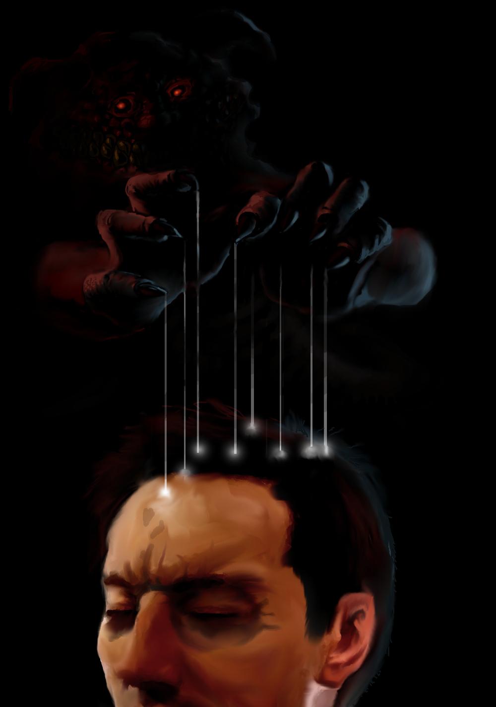 Demonic Mind Control
