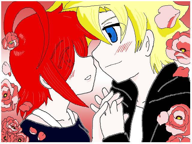 Yuki and Ryuji