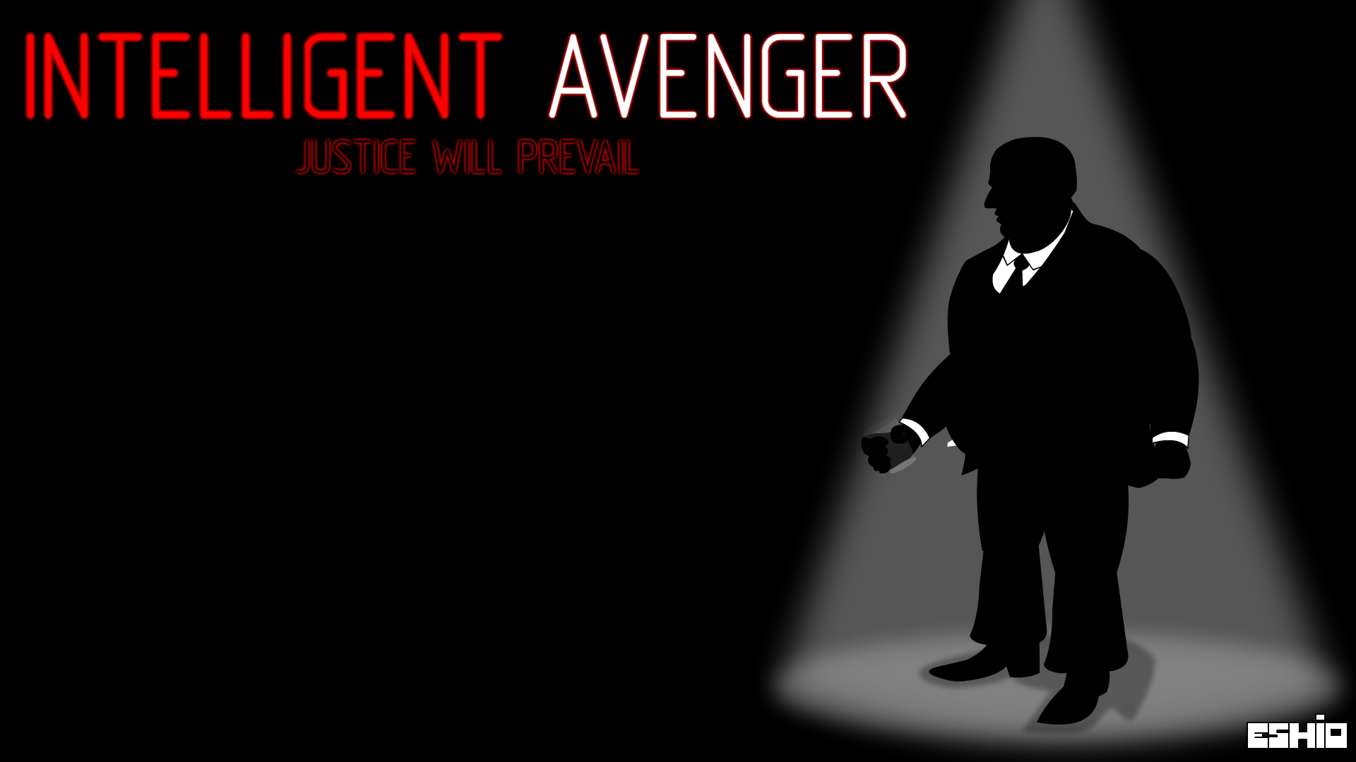 Intelligent Avenger Poster2