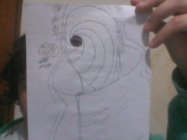 Tobi In Paper