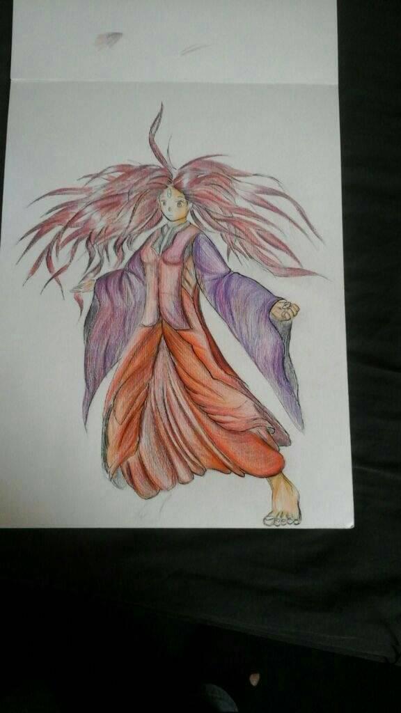 The Autumn Woman