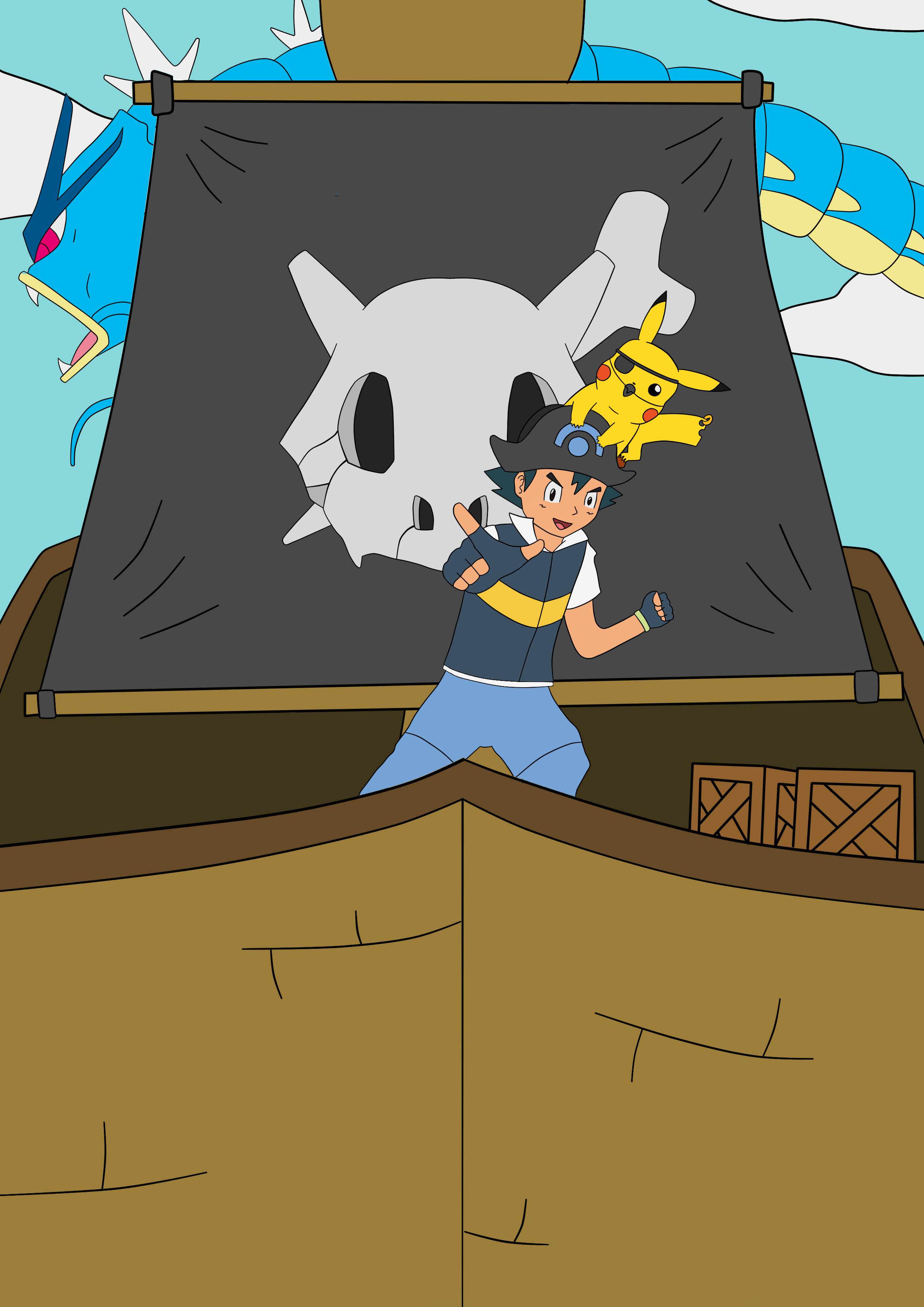 Pokemon Pirates
