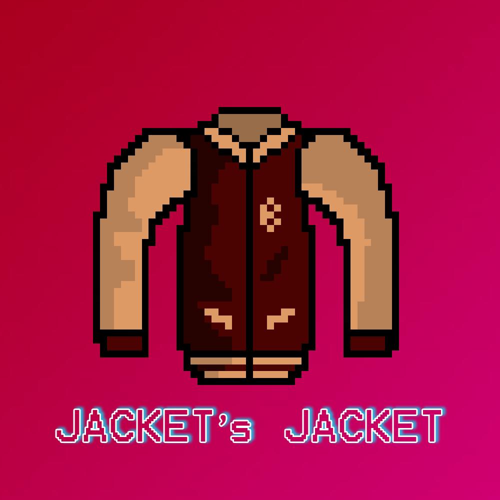 """Hotline Miami """"Jacket's Jacket"""""""