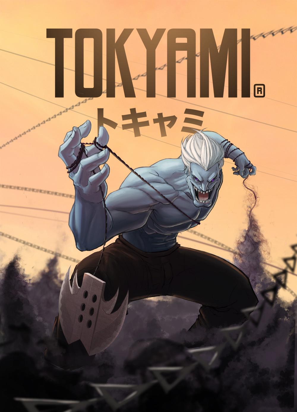 TOKYAMI