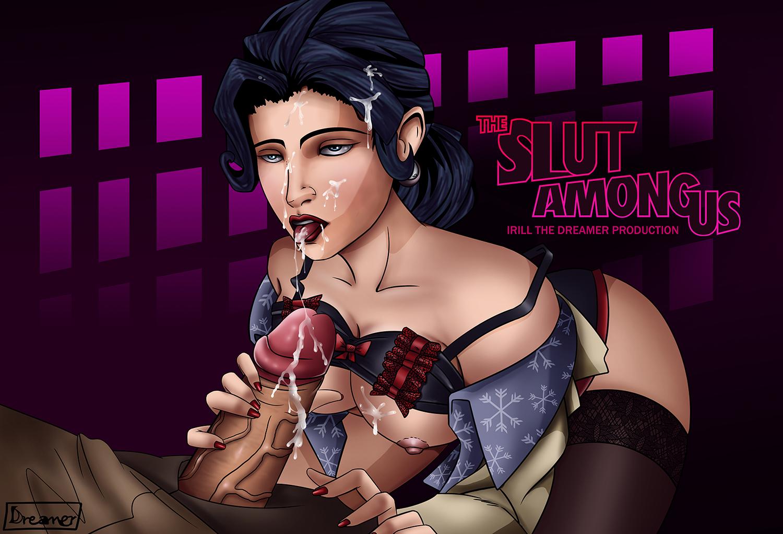 3d bioshock game elizabeth comstock pov fuck 5