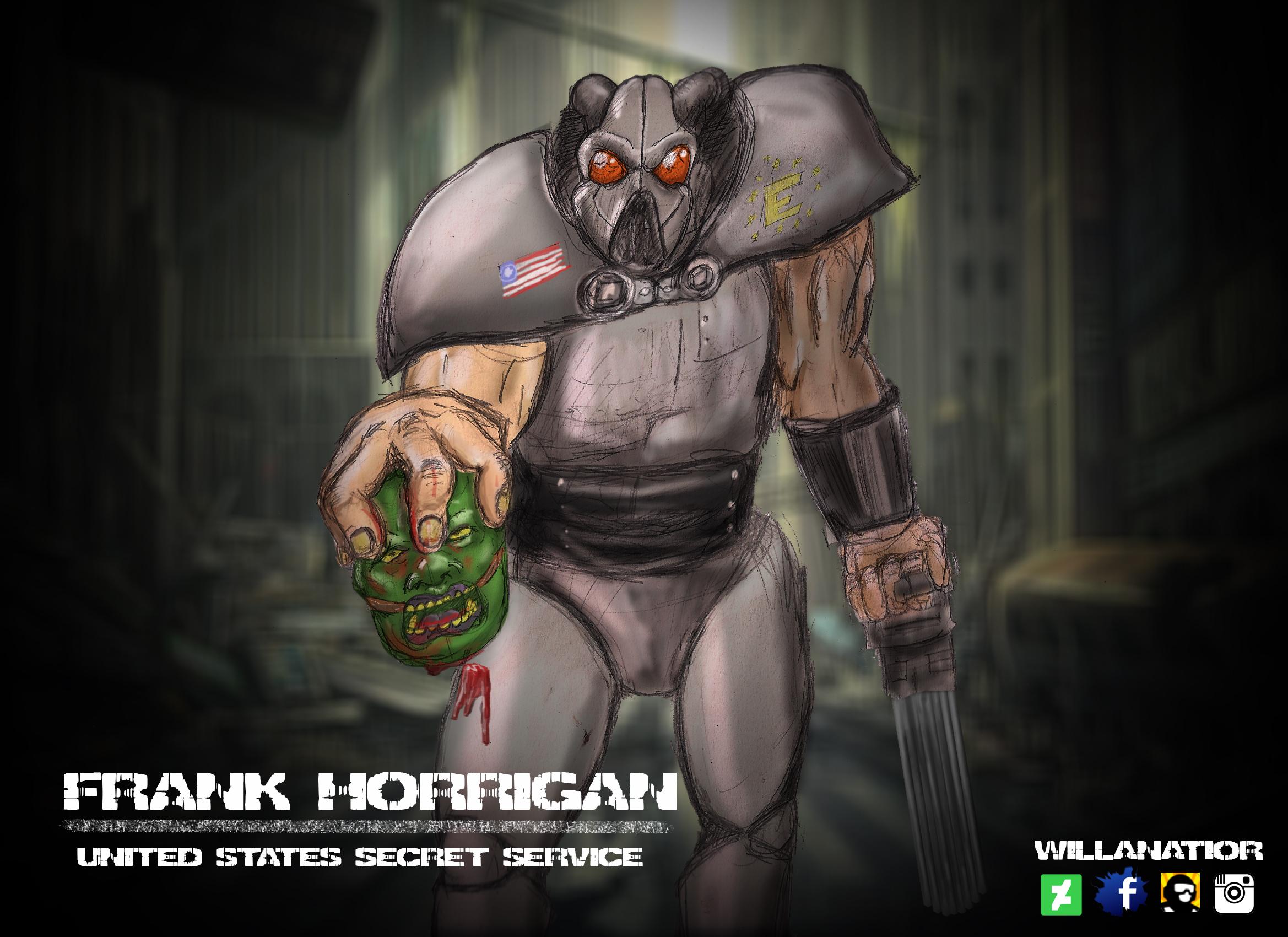 Frank Horrigan