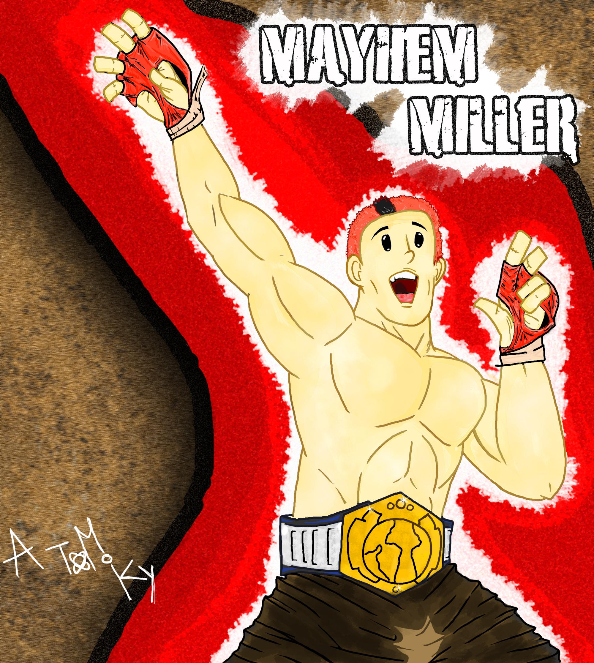 mayhem miller cartoon