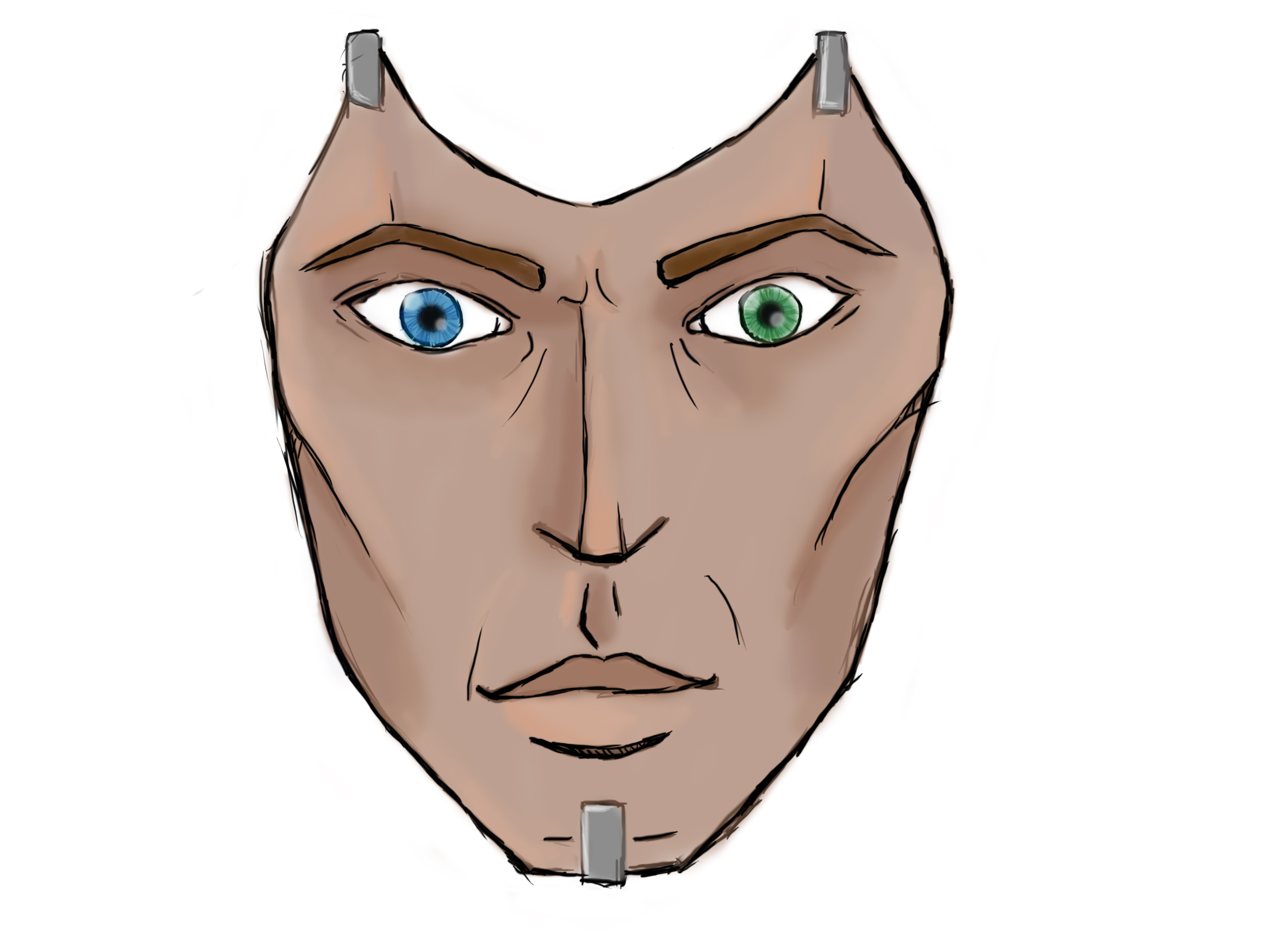 The Face of Handsome Jack