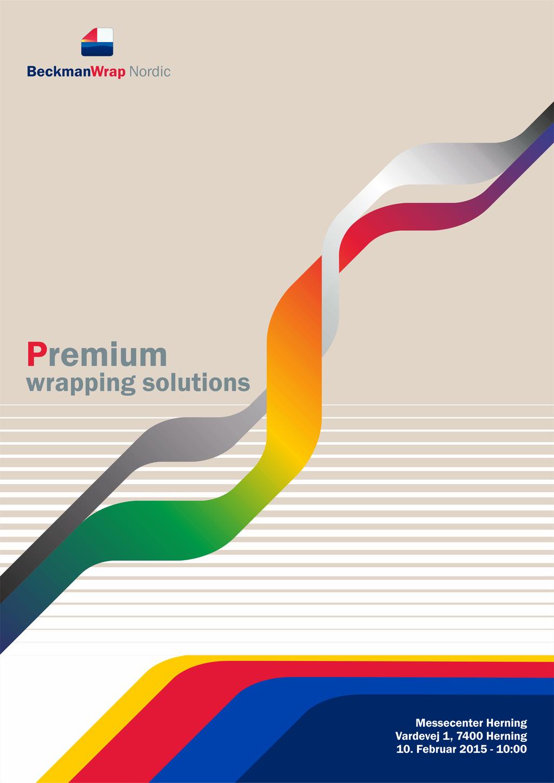 Beckman Wrap Nordic - Poster