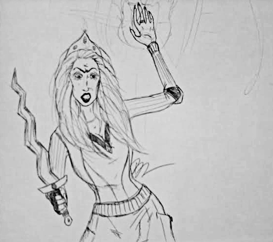Warlock Woman