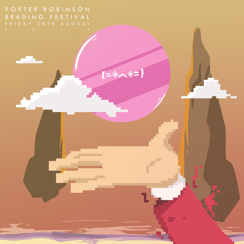 Porter Robinson Fan Art