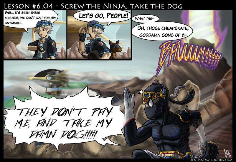 Final Fantasy Lesson #6.04