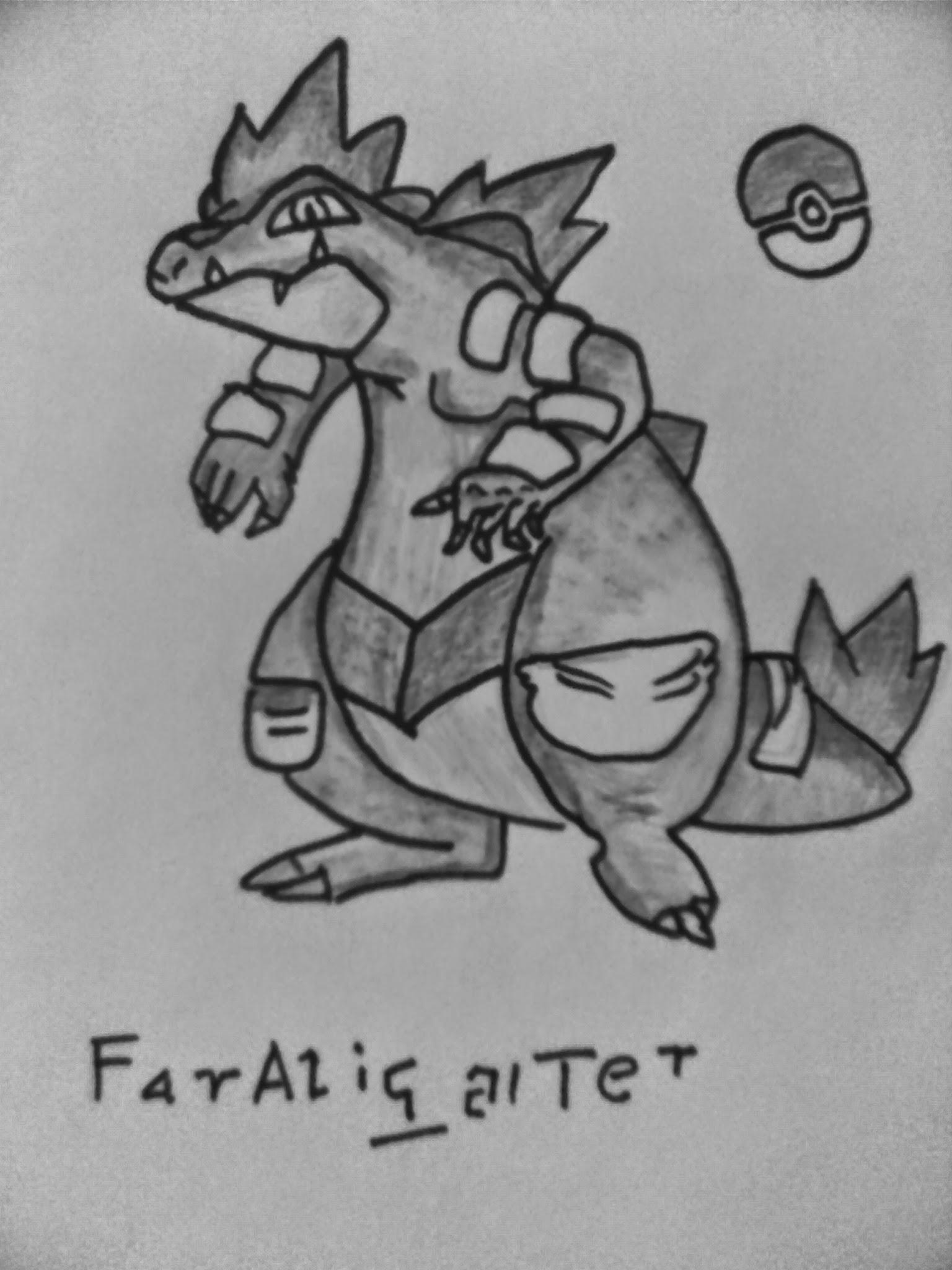 Sketch Pokemon
