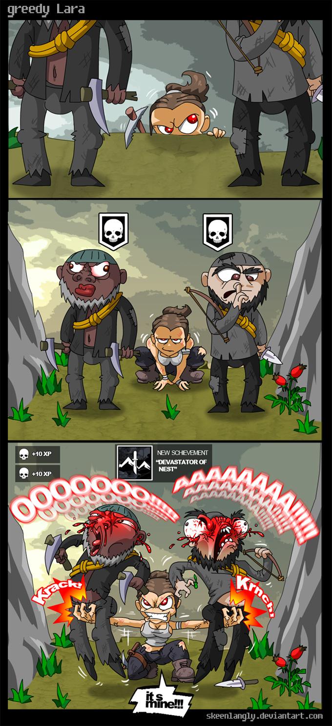 bad Lara