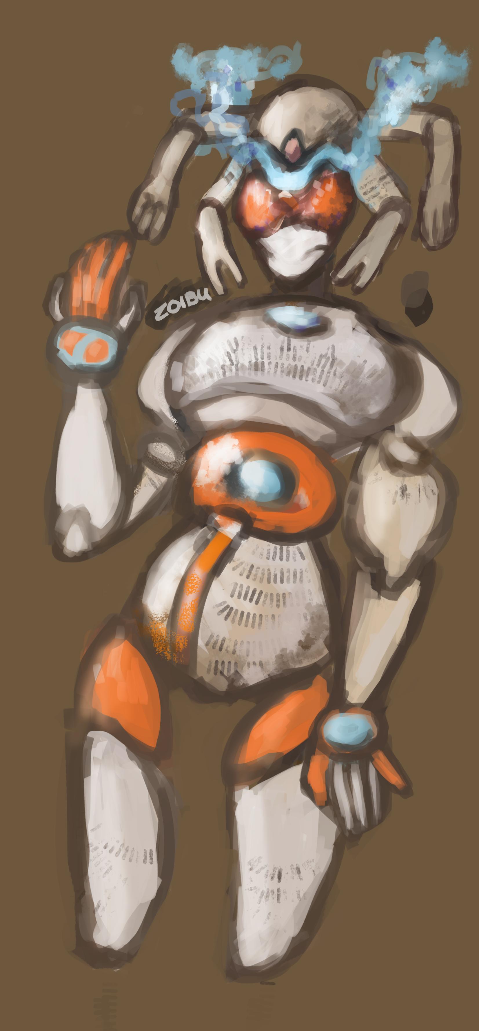 Robotic creature