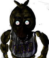 Attempt to Phantom Chica