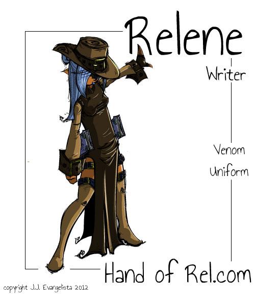 Rel Rel- Venom Uniform
