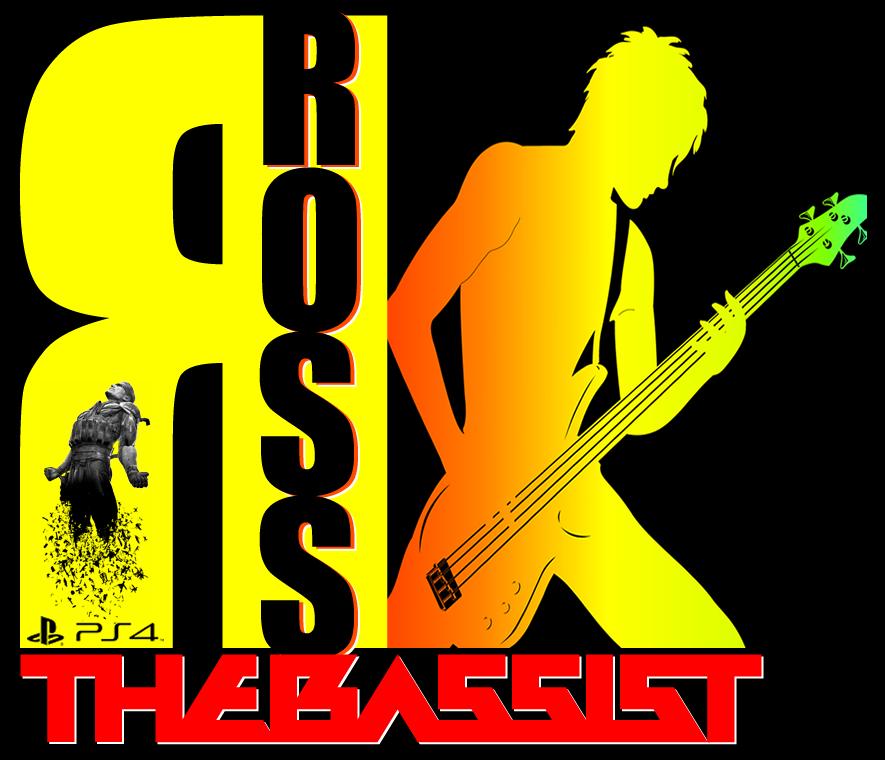 Ross The Bassist LOGO