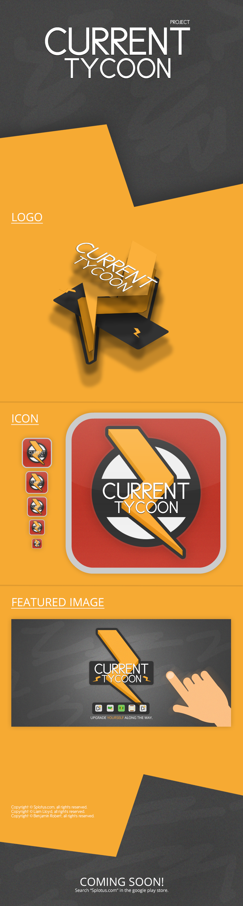 Current Tycoon App Assets