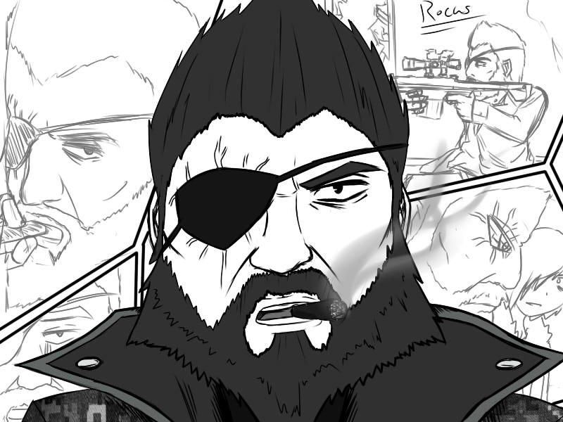 Rex's Portrait