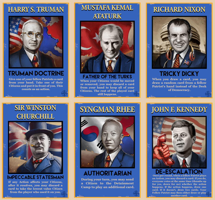 Most Incorruptible Leaders
