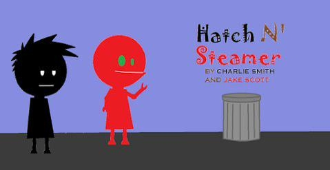hatch and steamer cover