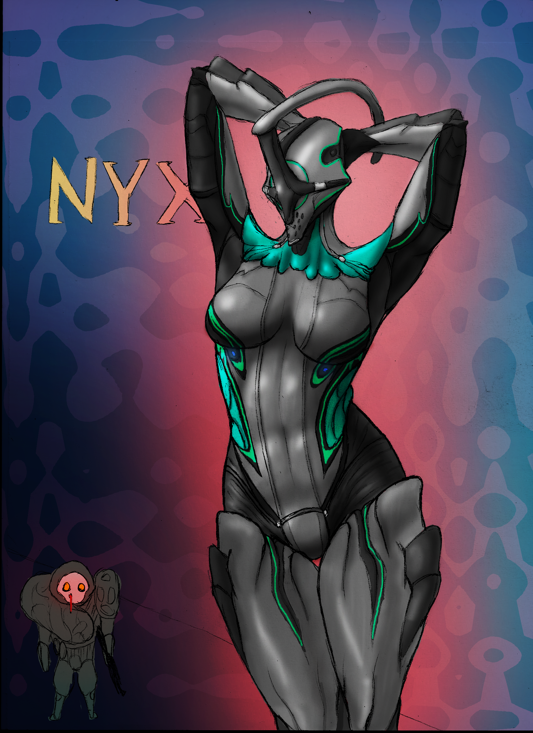 Nyx is cool