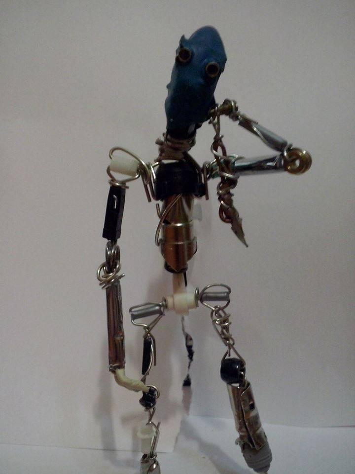 Medical Cyborg by Johnny665