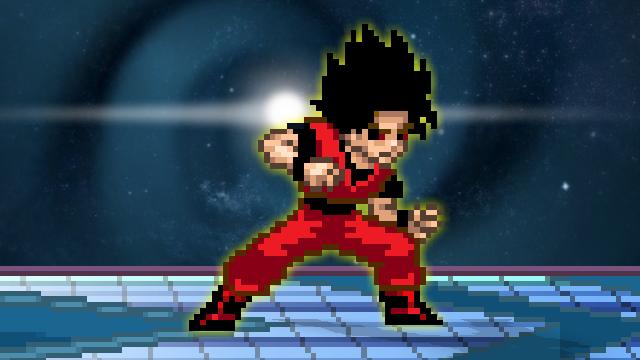 If Sonic.exe Transform Into Goku