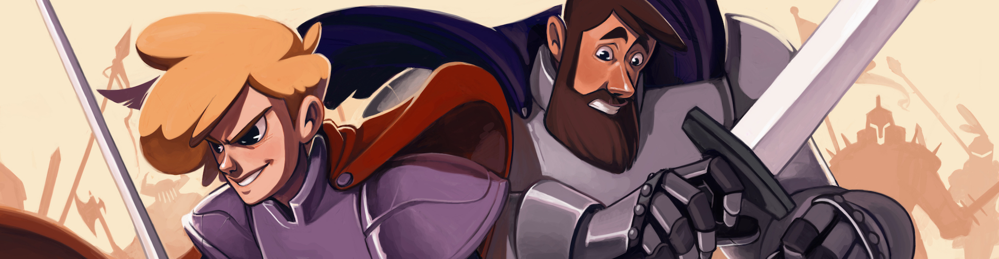 Knight and Beard