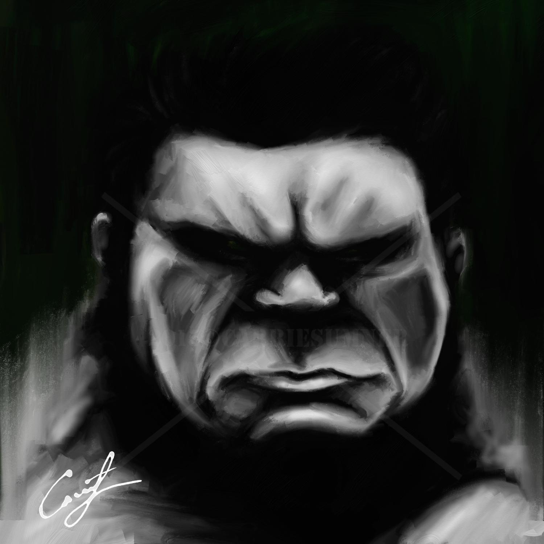 'When I See Green' [Hulk]