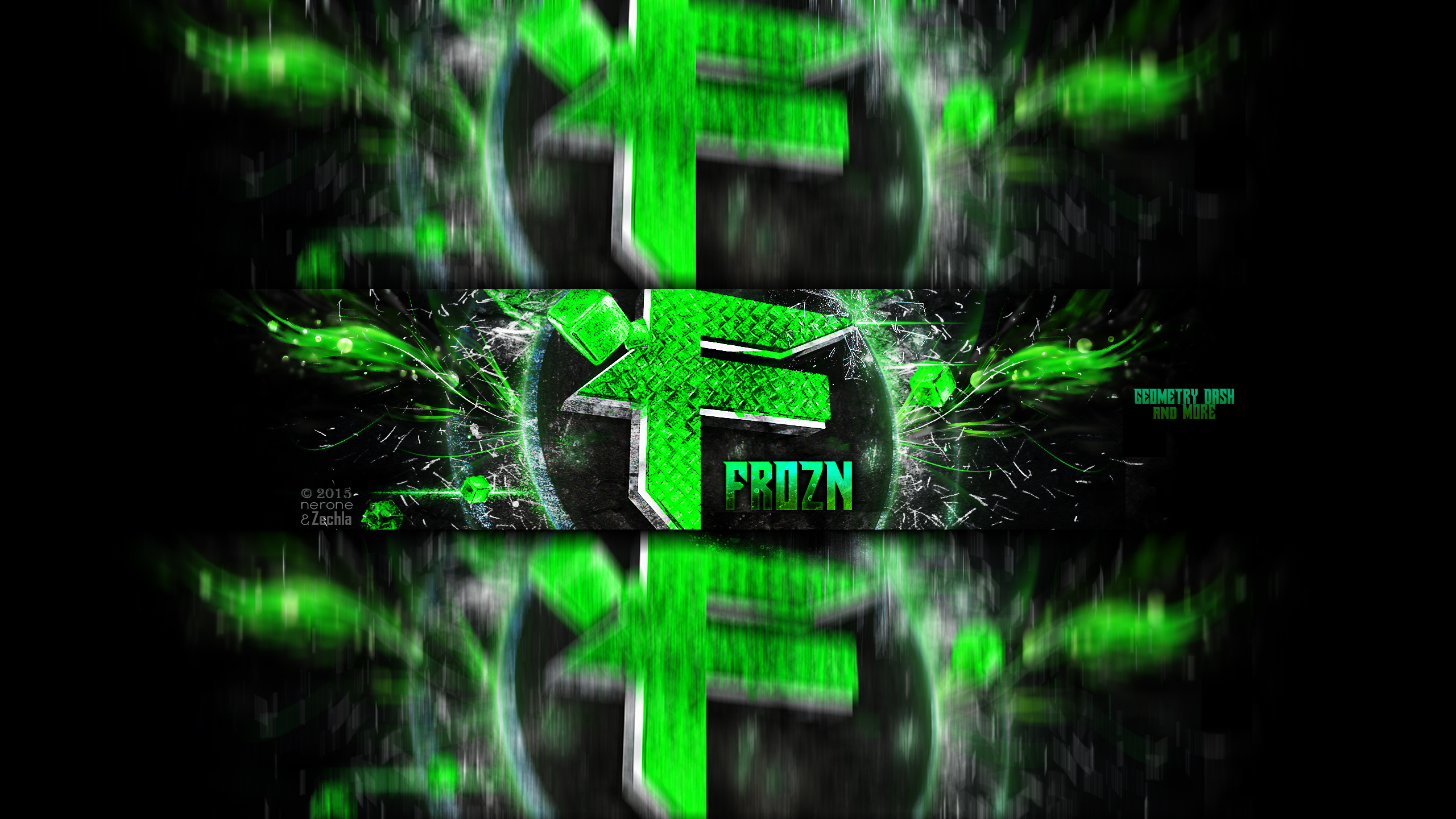 Frozn Banner - Collab with Nerone