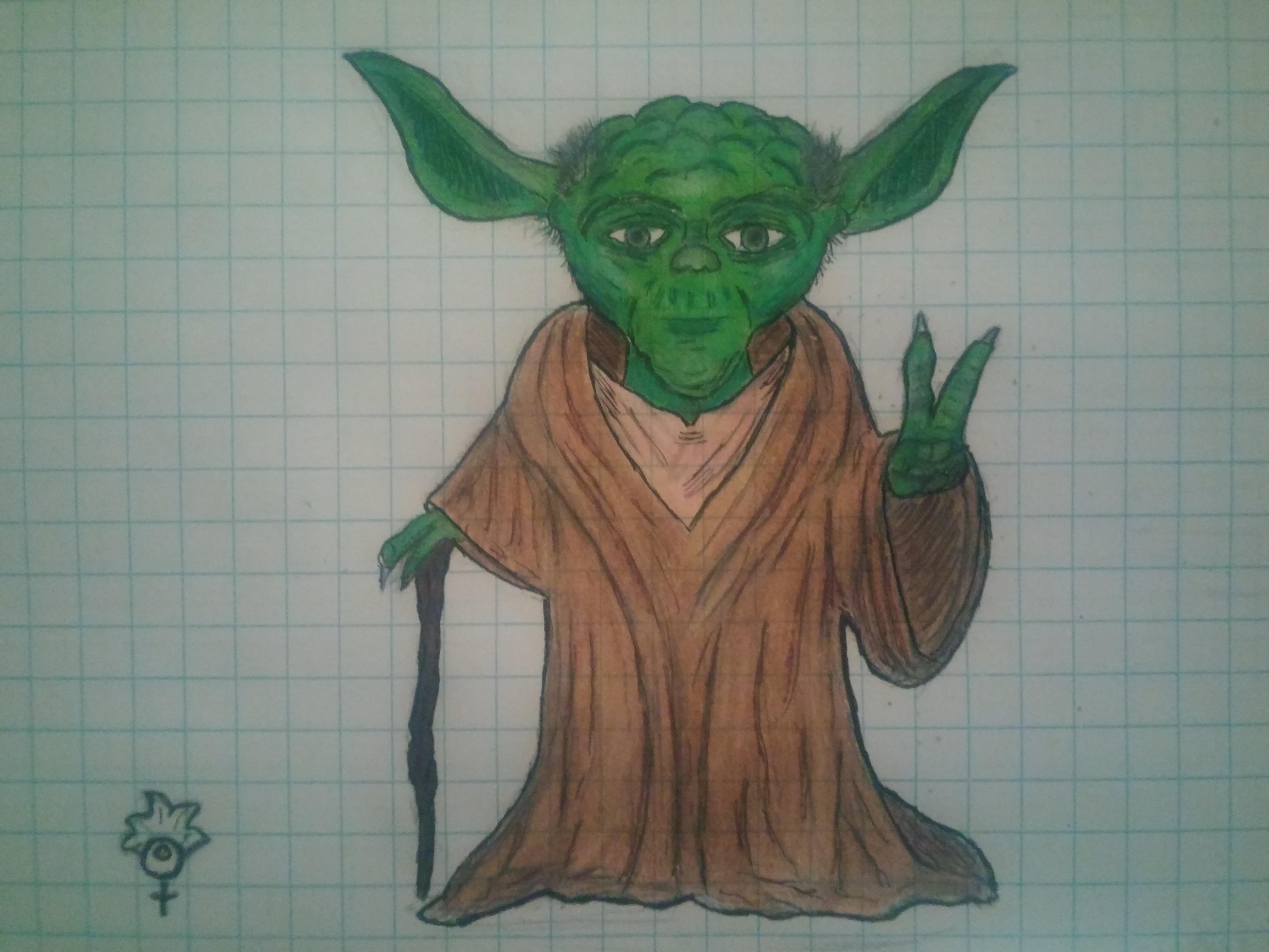 Yoda Peace