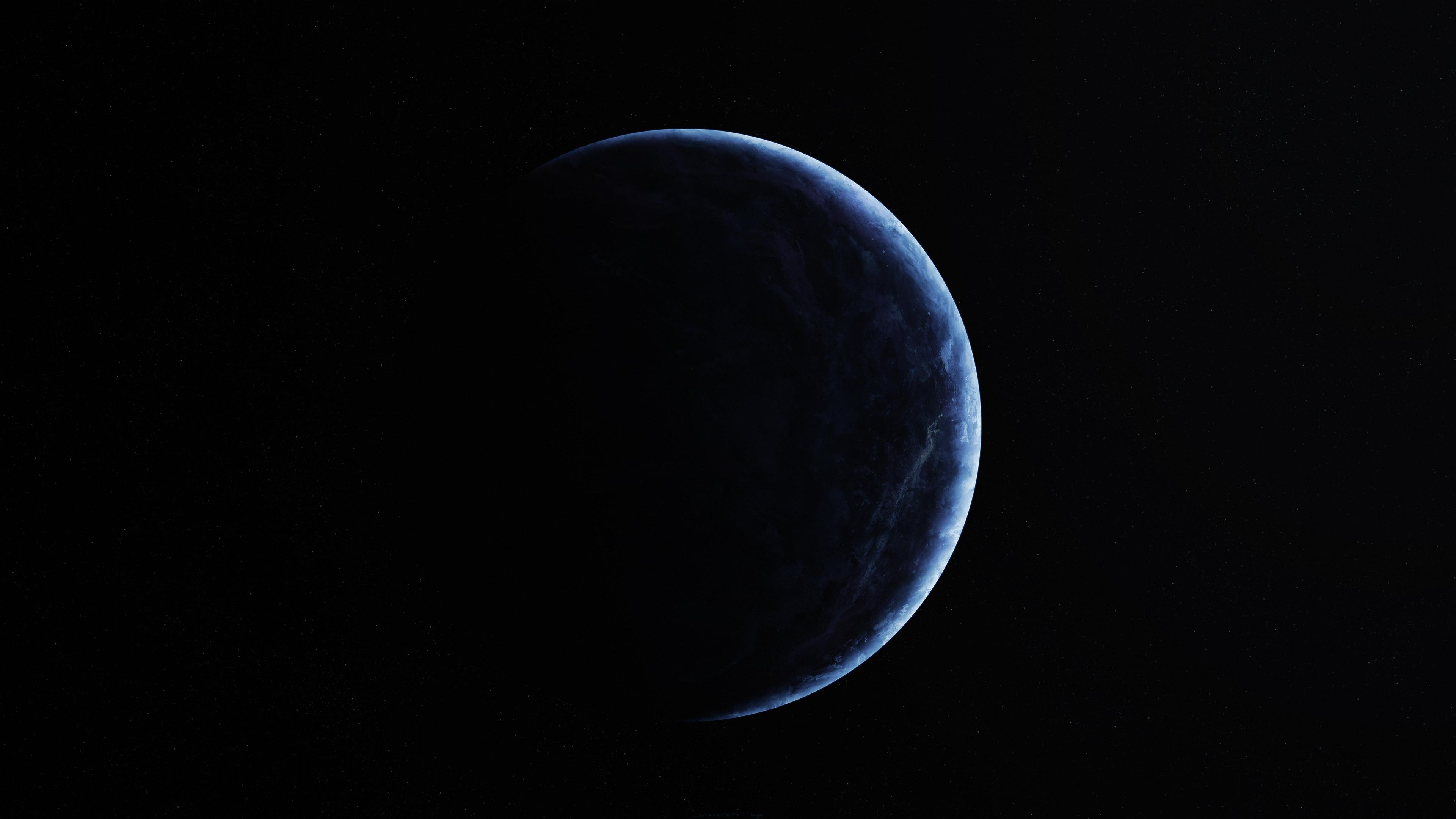 A Blue Dot