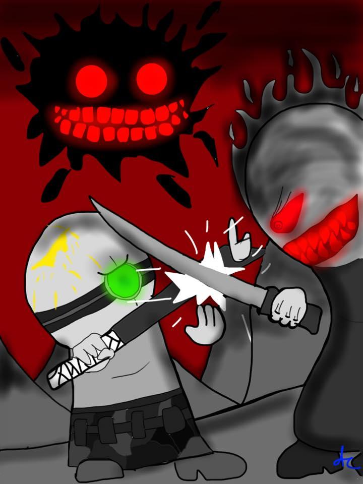 A Battle of Power