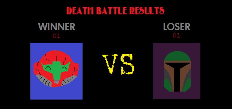 Death Battle Results (Episode 1)