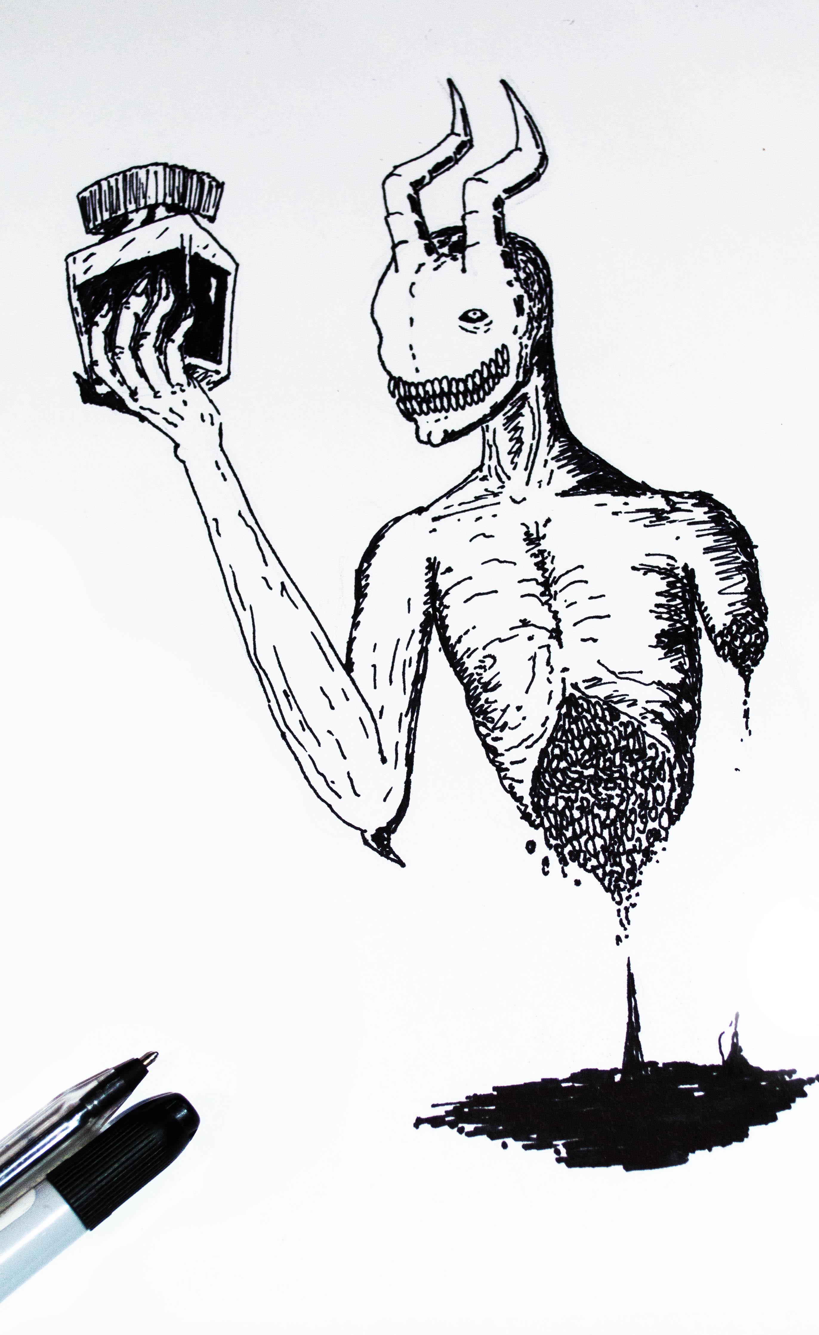Ink Demon