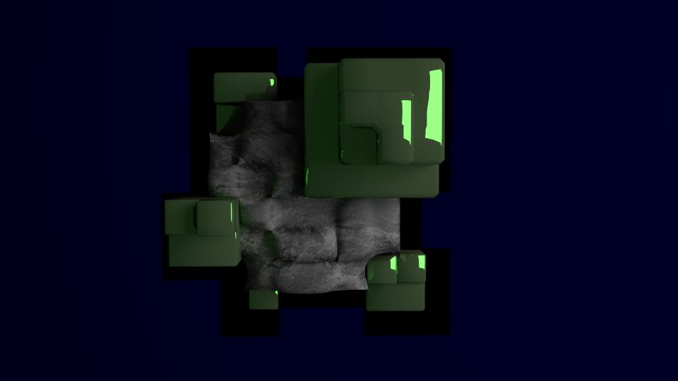 Aegisalt in 3D