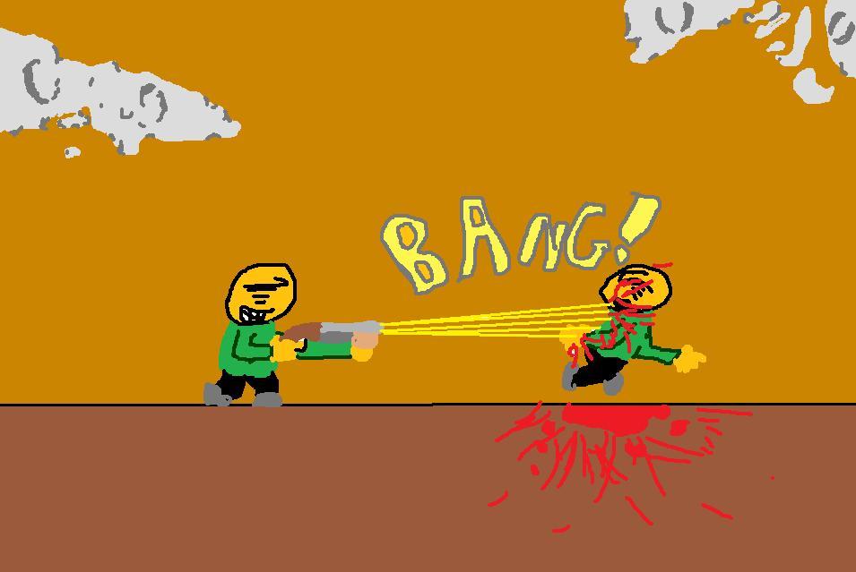 shotgun kill