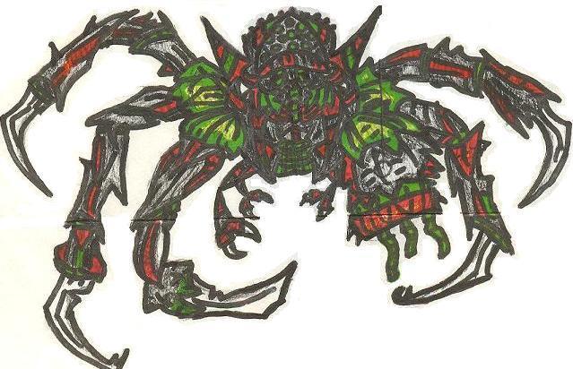 Kabochan Space Crab
