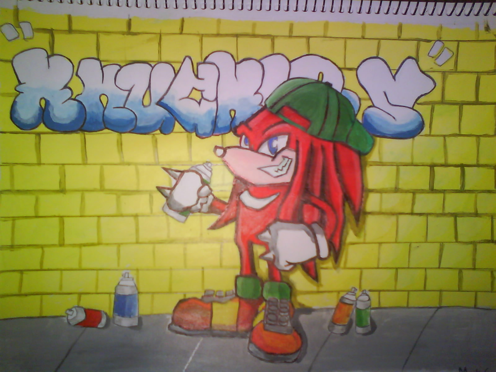 Knuckles!