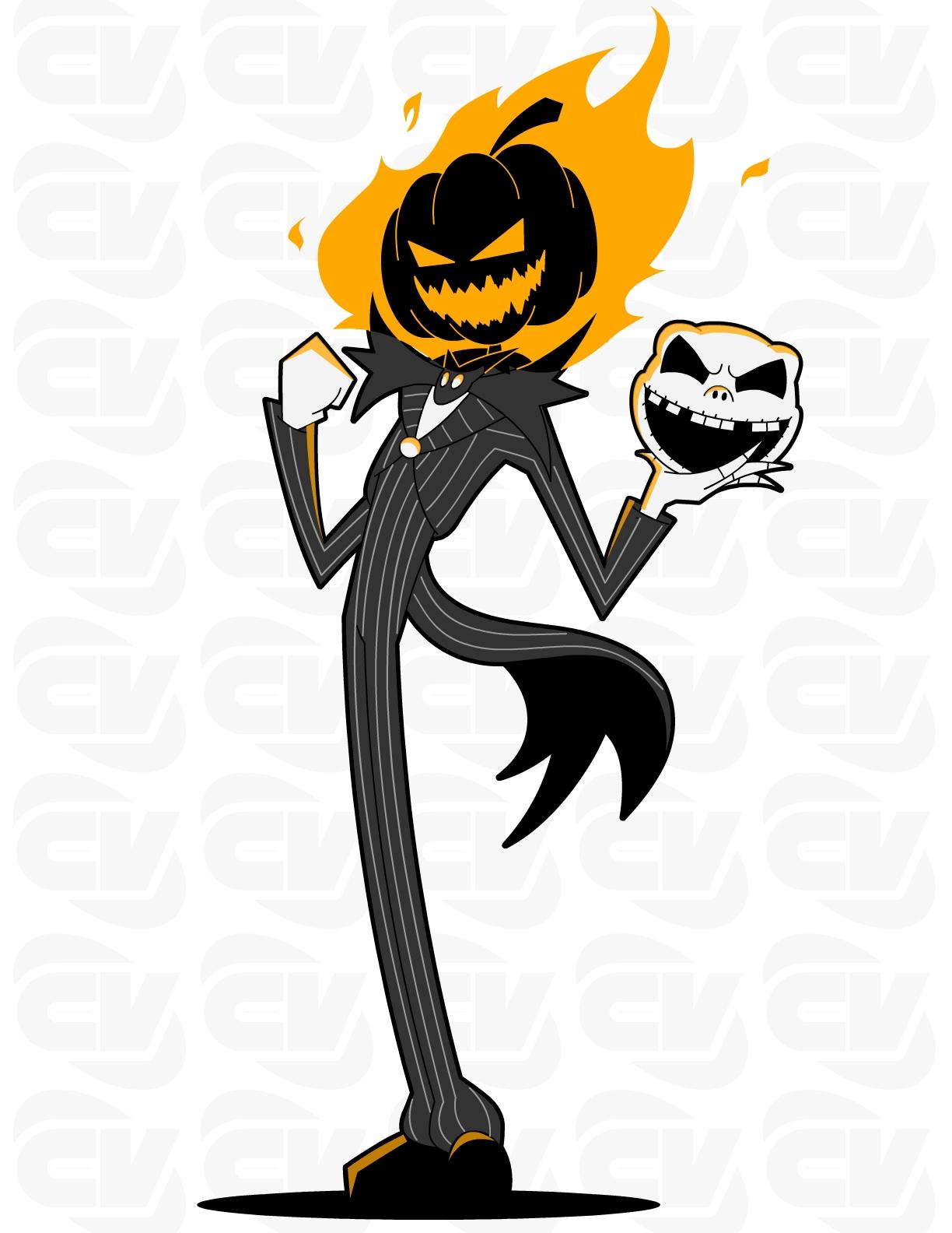 All hail THE Pumpkin King!