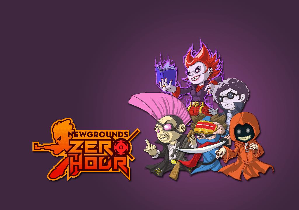 NG Zero Hour - Pico School Villains