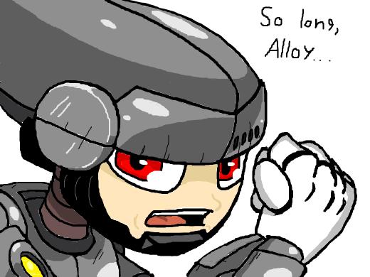 So long, Alloy...