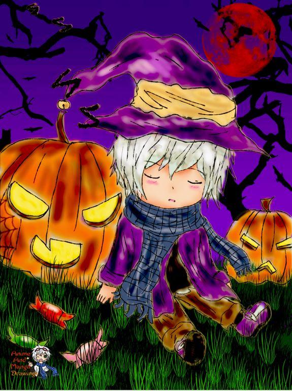 Halloween Elliot