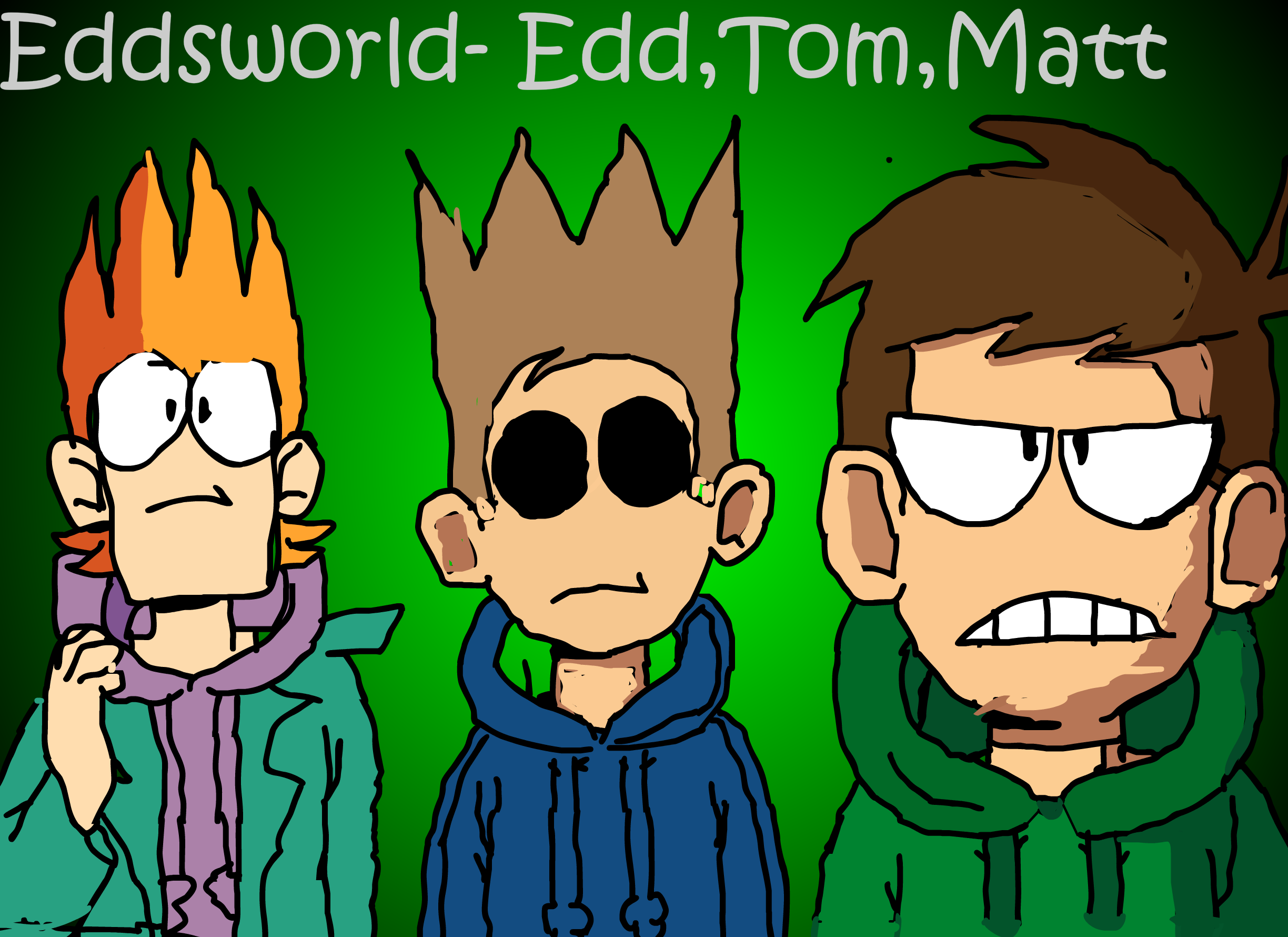 Eddsworld READ DISC!